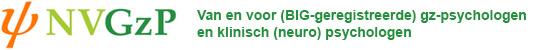 logo Nederlandse Vereniging van Gezondheidszorg psychologen